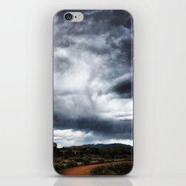 Santa Fe Sky iPhone Skin