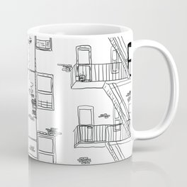 Building Front Coffee Mug