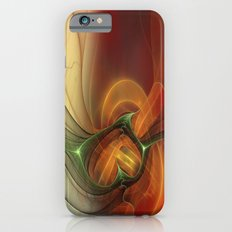 Sunset abstract Slim Case iPhone 6s