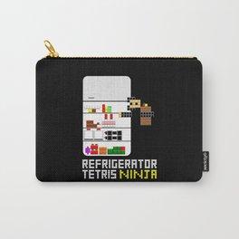 Refrigerator tetris ninja Carry-All Pouch