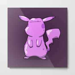Pokémon - Number 132 Metal Print