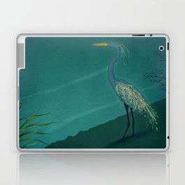 Camouflage: The Crane Laptop & iPad Skin