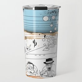 Fear and Loathing in Albuquerque II Travel Mug