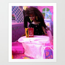 My First Diet, 1989 Art Print