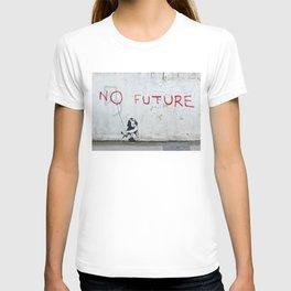 Banksy, No Future T-shirt