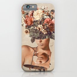Flower-ism II iPhone Case