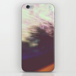 blurred vision iPhone Skin