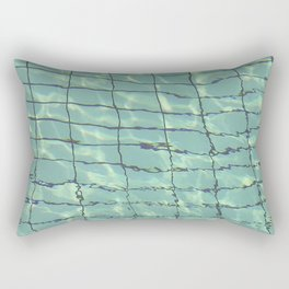 Water pattern Rectangular Pillow