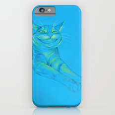 Where's the Canary? (smiley cat) iPhone 6s Slim Case