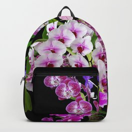Orchids - Cool colors! Backpack