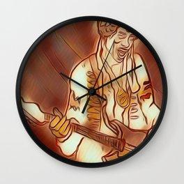 Legend Of Rock Wall Clock