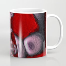 Our Future. Abstract Art by Tito Coffee Mug