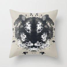 The Secret Jungle Throw Pillow