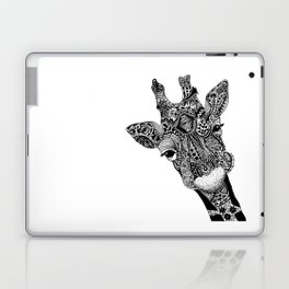 Curious Giraffe Laptop & iPad Skin