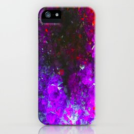 Fiery Amethyst #society6 iPhone Case