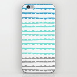 Scallops iPhone Skin