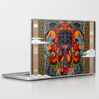 sacred geometry Laptop & iPad Skins featuring Sacred Geometry by Robin Curtiss