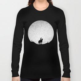 The Rising Sunset Long Sleeve T-shirt