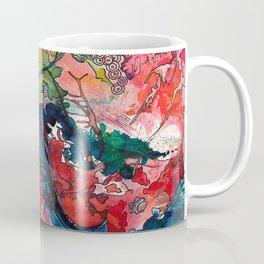 Swirls and Splatters Coffee Mug