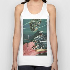Midnight Ascent Unisex Tank Top