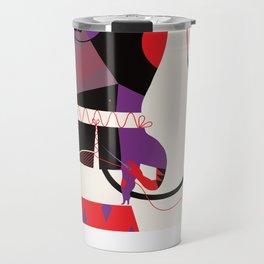 Self-repair Travel Mug