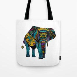 Elephant of Namibia Tote Bag