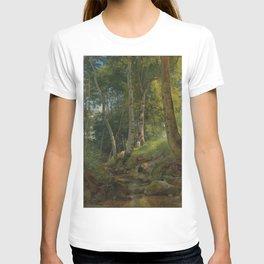 "Ivan Shishkin ""The Brook"" T-shirt"