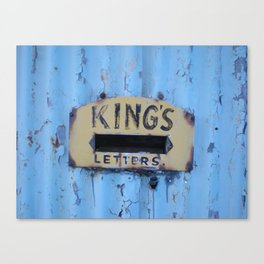 The Royal Mail Canvas Print