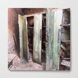 Closet Metal Print