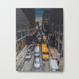 Highline Metal Print