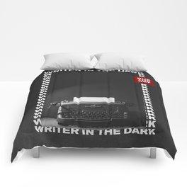 Writer in the Dark Comforters