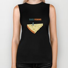 Slice fishing Biker Tank