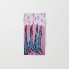 Apron on a Tablecloth. Hand & Bath Towel