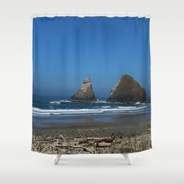Admire Your Beauty Shower Curtain