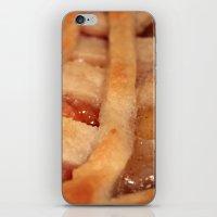dessert iPhone & iPod Skins featuring Dessert by silverstreaked