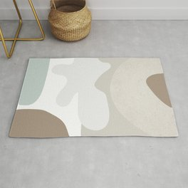 Shape Study #41 - Seascape Rug