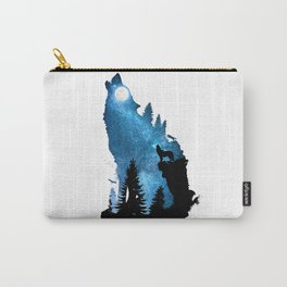 The Howling Wind Carry-All Pouch