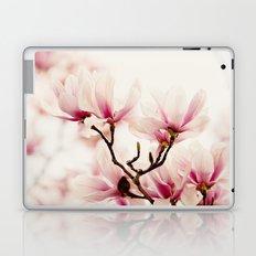 Japanese Magnolia I Laptop & iPad Skin