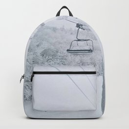 Skiing in New Hampshire Backpack