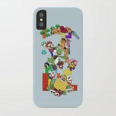 NERD issimo Slim Case iPhone X