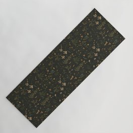 Old World Florals Yoga Mat