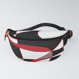 Abstract #185 Fanny Pack