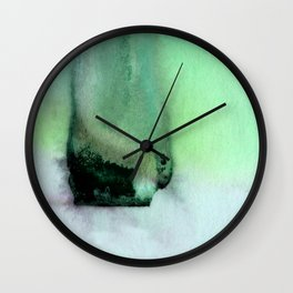 A Serene Life 3M - by Kathy Morton Stanion Wall Clock