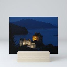 Eilean Donan Castle Mini Art Print