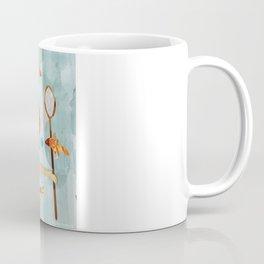 Into the Fishpond Coffee Mug