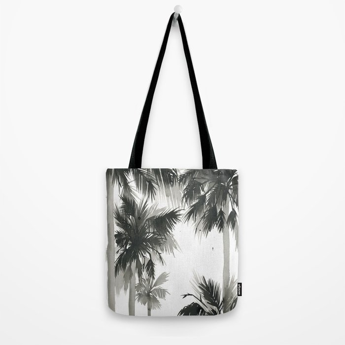 Paradis Noir IV Tote Bag