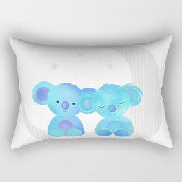 moon koalas Rectangular Pillow