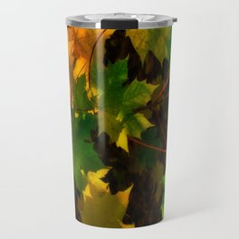 Autumn Sycamore  Travel Mug