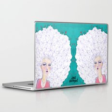 Puffball by Jane Davenport Laptop & iPad Skin