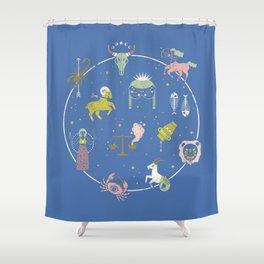 Strange Fortunes: Dreamscape Shower Curtain
